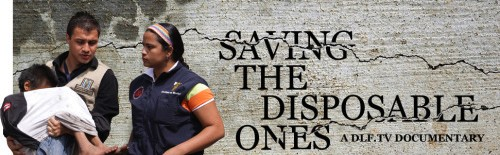 INVITATION : Saving the Disposable Ones documentary